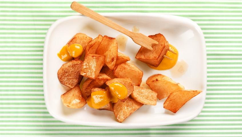 Patates braves de moniato