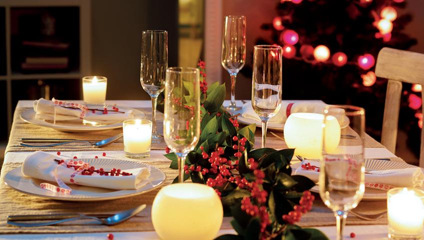 Idees de decoració per a una taula perfecta