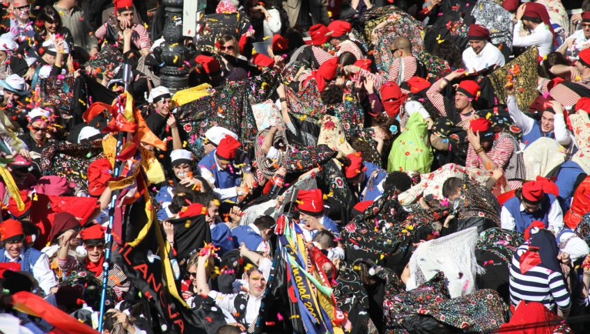 Per Carnaval, tot s'hi val