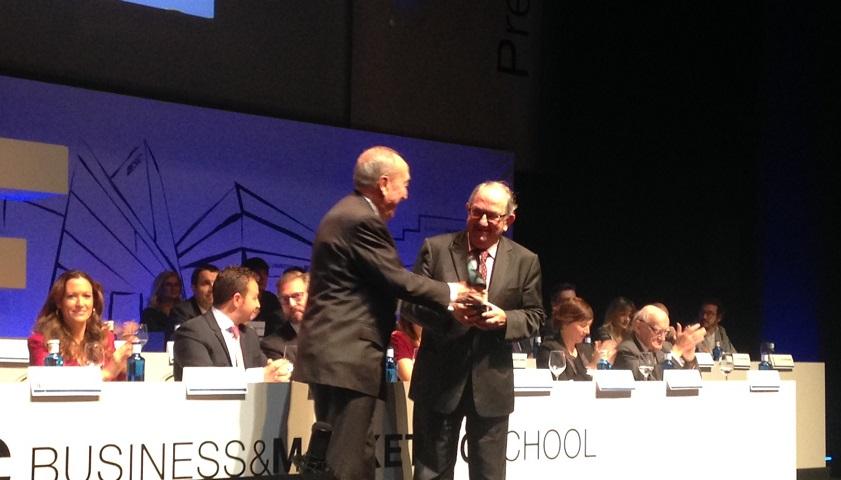 Bon Preu rep el premi Aster a la millor trajectòria empresarial
