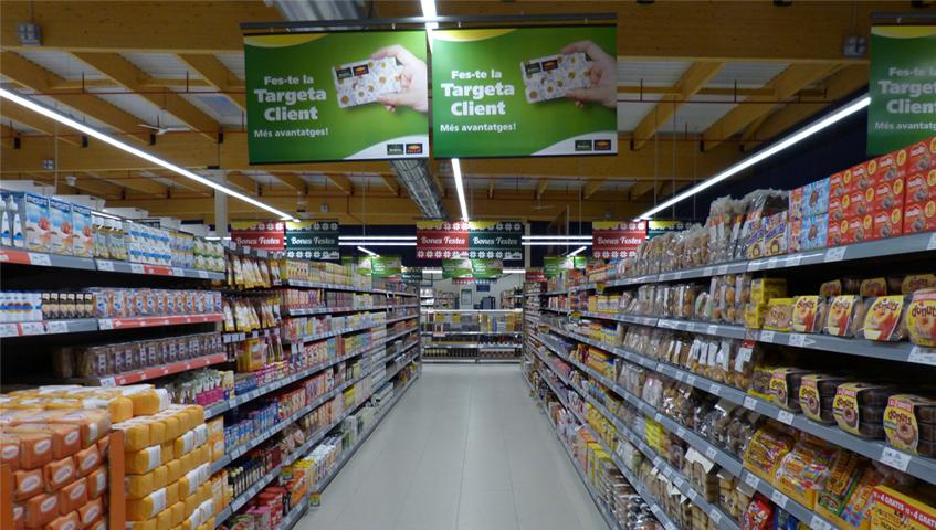 Bon Preu és escollit com la millor cadena de supermercats regionals