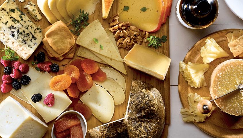 Formatges semicurats i curats: sabor intens