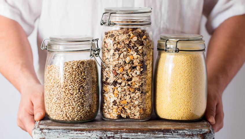 Cereals, font d'energia i salut