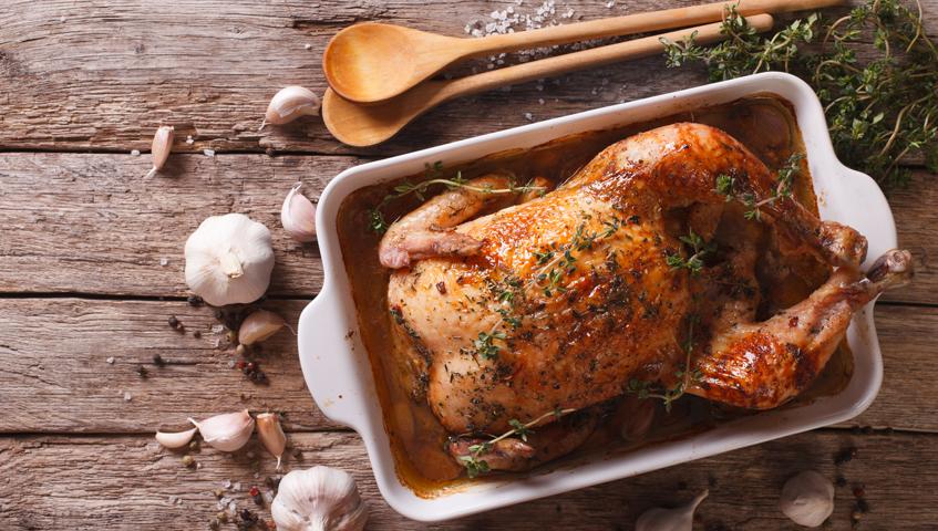 Pollastre, deliciós i apte per a tothom