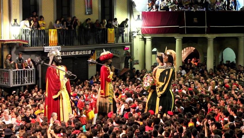 La Patum de Berga, una festa inigualable