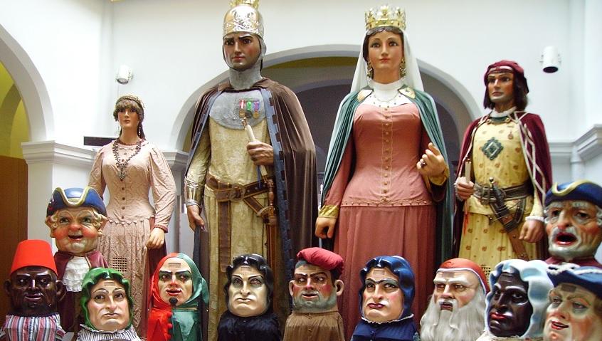Les Santes ja arriben a Mataró