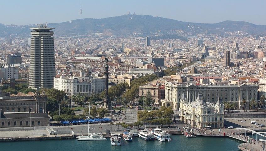 Viatjant per la Barcelona actual