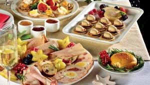 Aperitius deliciosos per a un menú de celebració