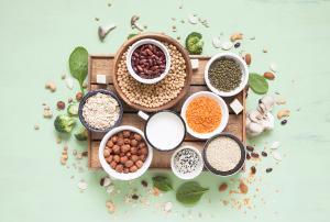 Les proteïnes, essencials per al cos humà