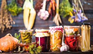 4 maneres de conservar els aliments frescos