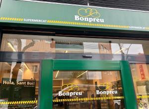 Nou supermercat Bonpreu a Sant Boi de Llobregat