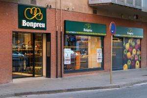 Nou supermercat Bonpreu a Salt