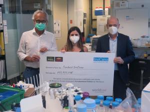 Els clients de Bonpreu i Esclat donen 235.971€ a IrsiCaixa per a la recerca contra el SARS-CoV-2