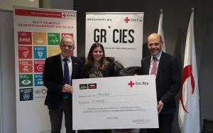 Els clients de Bonpreu i Esclat donen més de 64.000€ a Creu Roja