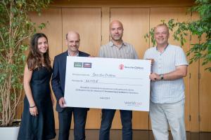 Els clients de Bonpreu i Esclat donen 62.410,2€ a Save the Children