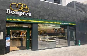 Nou supermercat Bonpreu al Masnou