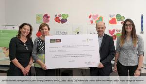 Els clients de Bonpreu i Esclat donen 62.261,91€a l'Associació d'infants amb problemes de cor