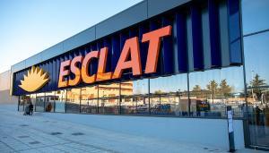Nou supermercat Esclat a Manlleu