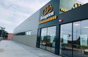 Nou supermercat Bonpreu a Sant Antoni de Vilamajor
