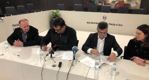 Bon Preu i l'Ajuntament de Platja d'Aro signen un acord per a la selecció de persones per al nou Esclat