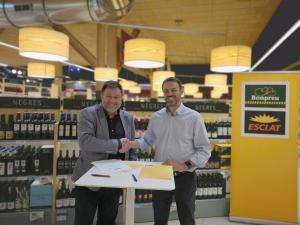 Bon Preu i Vadevi renoven l'acord per promoure els vins, caves i vermuts catalans