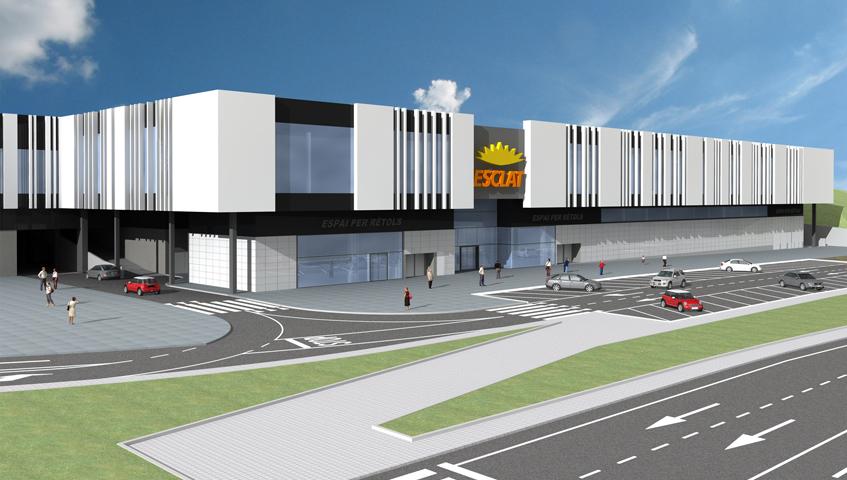 El nou Esclat de Lloret de Mar, al centre comercial més gran de Lloret