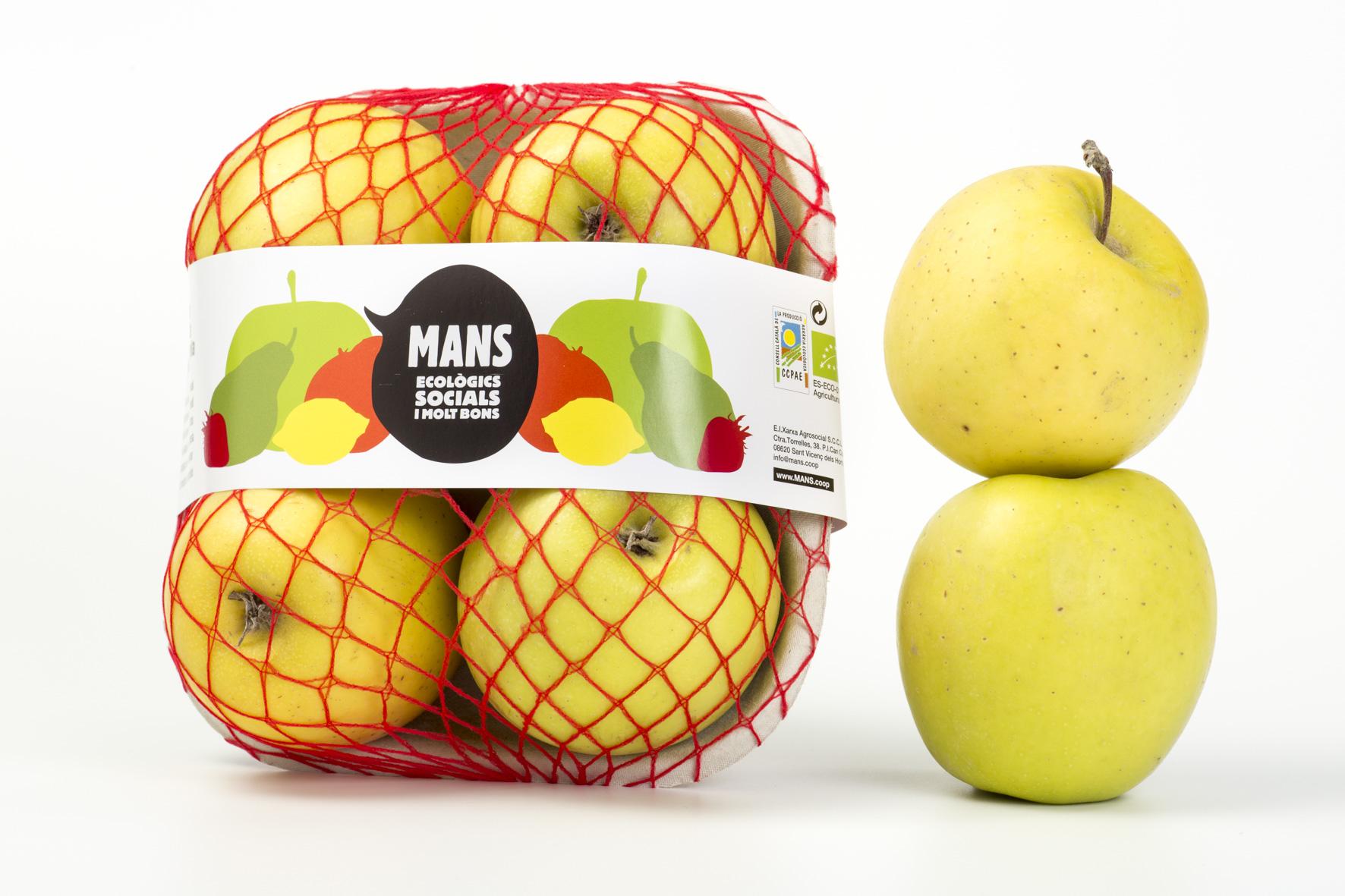 Bon Preu i MANS presenten un nou envàs que redueix el plàstic en un 99%