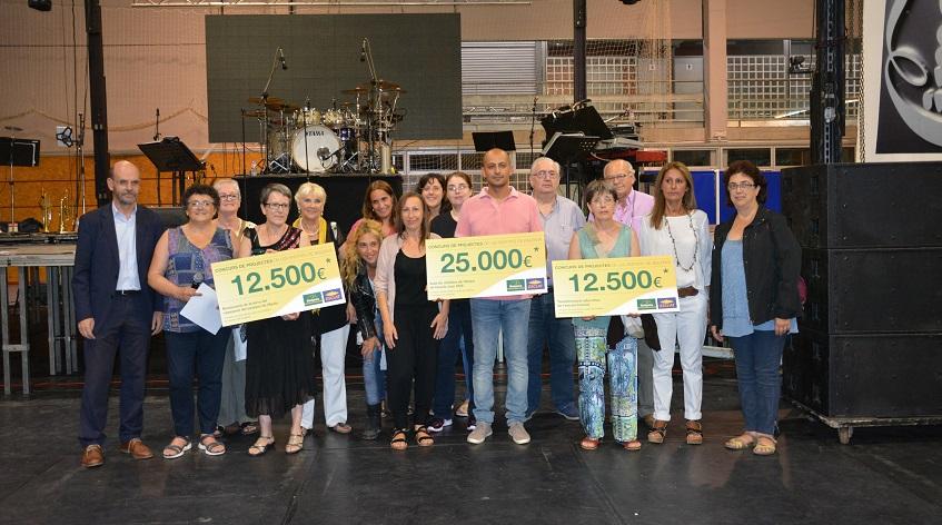 L'AMPA de l'Escola Joan XXII, Amics de Balenyà i l'Associació de Fidels de l'Ajuda, guanyadors del concurs de projectes de les entitats de Balenyà