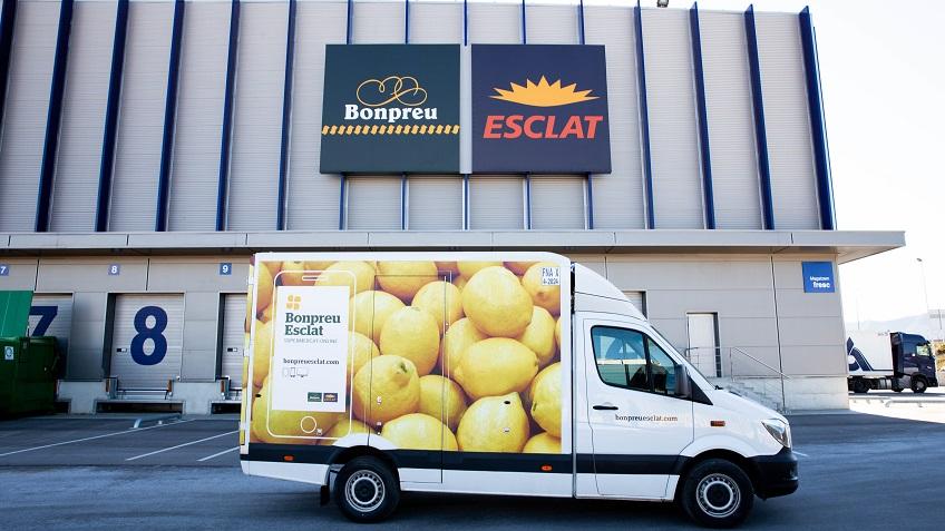 El servei d'entrega a domicili del Grup Bon Preu arriba al Vallès Oriental