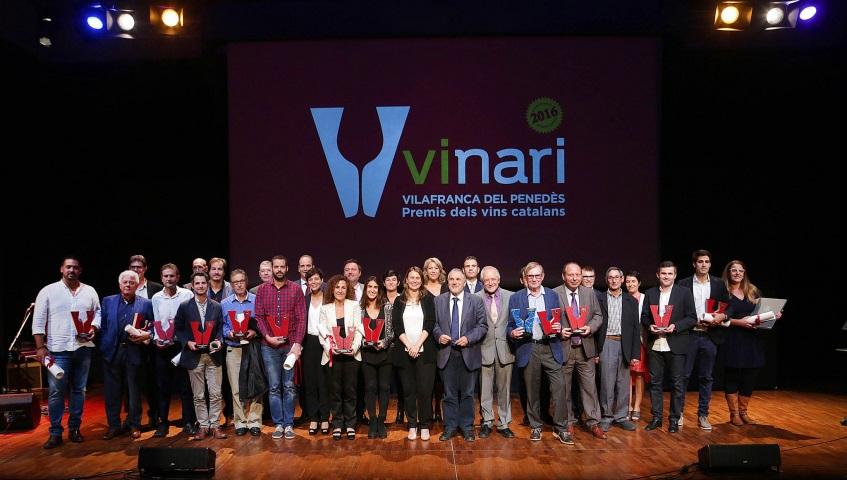 A Bonpreu i Esclat apostem pels vins reconeguts amb els Premis Vinari