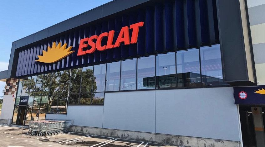 Nou supermercat Esclat a Castelló d'Empúries