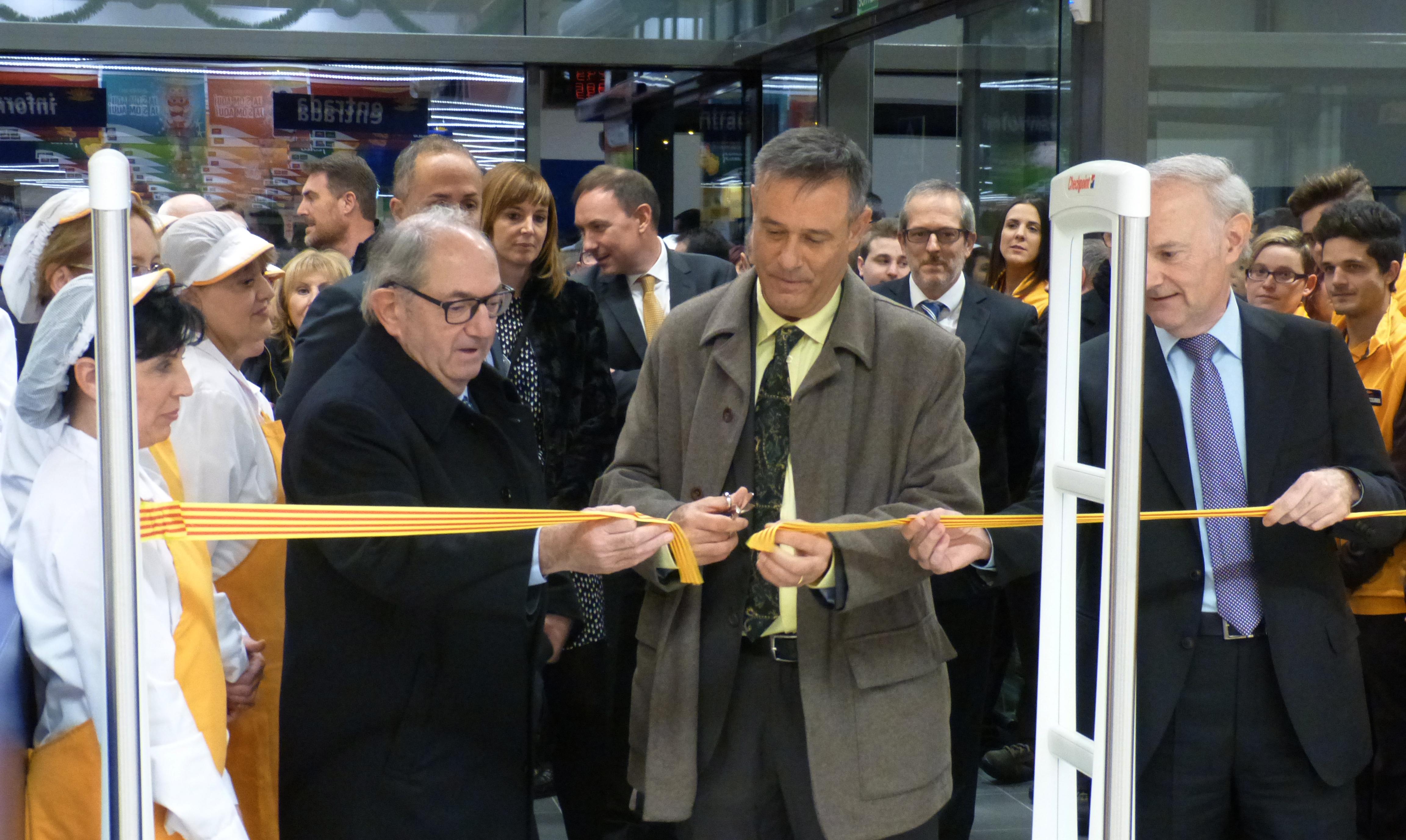 Bon Preu obre un nou Esclat al municipi de Lliçà d'Amunt