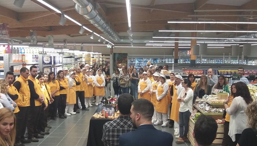 Nou supermercat Bonpreu a Lliçà d'Amunt