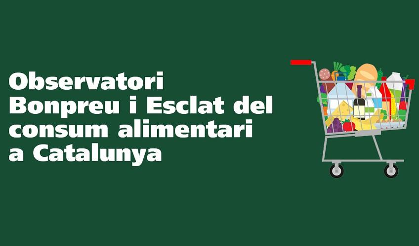 La despesa alimentària a les llars catalanes va baixar un 1,2% el 2017