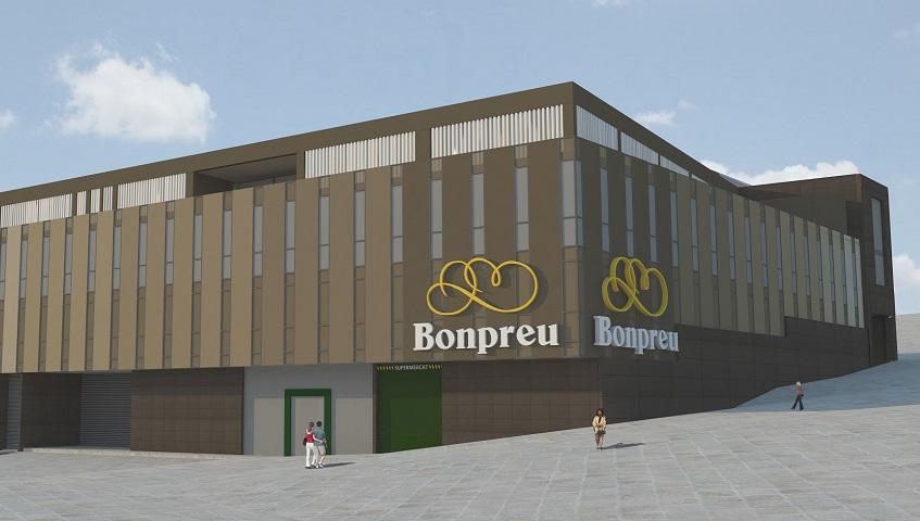 El Grup Bon Preu inaugura un supermercat Bonpreu a Terrassa