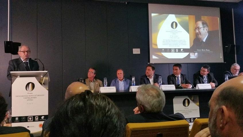 Bonpreu i Esclat són guardonats en la 4a edició dels premis Denominacions d'Origen Catalanes d'Oli