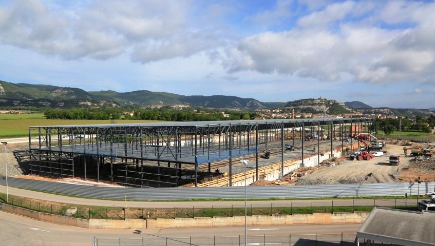 El Grup Bon Preu inverteix 35 milions d'euros en el nou magatzem central