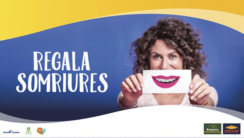 «Regala Somriures», nova campanya solidària de Bonpreu i Esclat