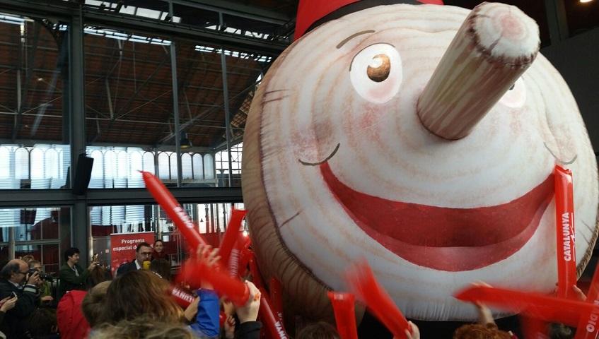 Els clients de Bonpreu, Esclat i iquodrive aporten al Tió Solidari més de 53.000€